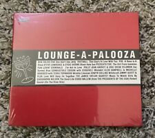 NEW & SEALED Lounge-A-Palooza by Various Artists (Promo CD, Oct-1997, Hollywood)