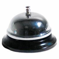 "UNIVERSAL Call Bell 3-3/8"" Diameter Brushed Nickel 10000"