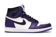 Nike Air Jordan 1 Retro High Court Purple White - 555088-500