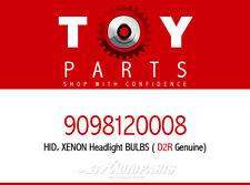 2PC Standard 90981-20008 D2R GENUINE OEM HID XENON Headlight BULBS