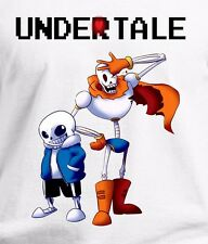 Sans And Papyrus Skeleton Brother Undertale T-shirt Video Game Gift