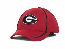 Georgia Bulldogs TOW NCAA Lunatech Flex Fit Red Lightweight Cap Hat