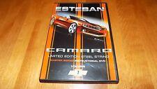 ESTEBAN Camaro Limited Edition Steel String Master Series Instructional DVD V.7