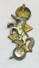 WW2 Canadian REME Royal Electrical & Mechanical Engineers Cap Badge