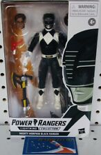 Hasbro Power Rangers Lightning Collection - Black Ranger - Mighty Morphin