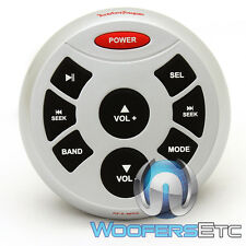 ROCKFORD FOSGATE RFXMR6 MARINE BOAT REMOTE CONTROL FOR RFX3000 RFX9700CD RFX-MR6