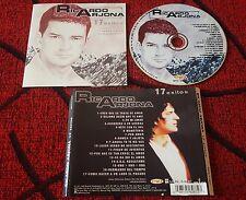 RICARDO ARJONA ***17 Exitos*** VERY RARE & SCARCE 1999 USA CD