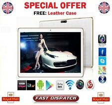 "10.1"" Android 5.1 3G TEL TABLET PC 4G LTE 4GB 32GB 2GHz OCTA CORE 1200 x 800"