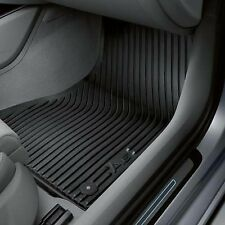 NEW OEM Audi A6 All Weather Floor mats Front & Rear Fits 2012 to current