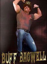 Buff Bagwell Shoot Interview Wrestling DVD,  WCW
