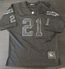 LaDainian Tomlinson Exclusive Edition Black Jersey Size 52 #21 Mitchell & Ness