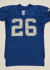 2008 Dwight Smith Game Worn Thanksgiving Day Detroit Lions Football Jersey Akron