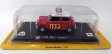 Voitures de courses miniatures pour Mini Cooper 1:43