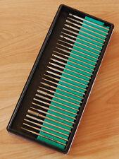 30 Teilen Fräser Bit Set  Fräseraufsätze für Nagelfräser