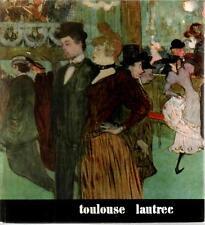 Toulouse Lautrec - Antonio Vallardi Editore - Piccola Galleria D'Arte