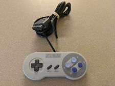 OFFICIAL OEM CONTROLLER SNS-005 FOR THE SUPER NINTENDO SNES GOOD COND