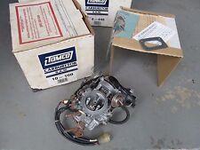 NOS TOMCO Reman Carburetor 2BBL 1982 1983 Nissan Pulsar 1.5L 1.6L