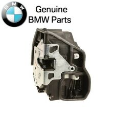 For BMW Front E82 E88 E91 Driver Left Door Lock Mechanism Genuine 51217229461