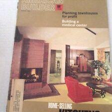 American Builder Magazine Planning Townhouses Profit August 1968 071317nonrh3