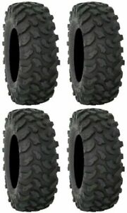System 3 Off Road XTR370 30-10-14 UTV SXS ATV Tire 30x10x14 30-10-14 Set of 4
