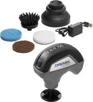Power Scrubber Kit Tough Cleaning Job Dremel 4v Cordless Pc10-01 Car Detail NEW