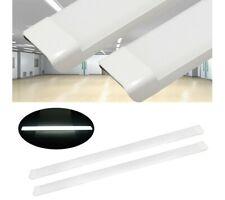 40W Slimline Linear LED Fluro Fluorescent Batten Light 1200mm Hardwired 6400K