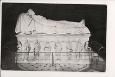 Vintage Postcard Tomb of Grand Duchess Elizabeth Mikhailovna of Russia