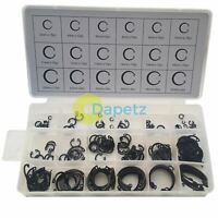 Circlip Set External Circlips Snap Ring Assortment Set 180pc Retaining Cir Clips