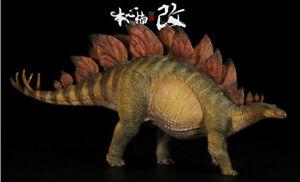 Nanmu Studio Jurassic Series Stegosaurus (Pike Red) BNIB