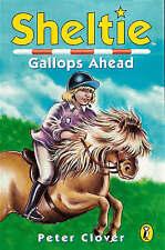 Good, Sheltie Gallops Ahead, Clover, Peter, Book