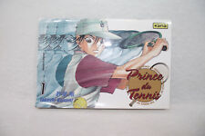 PRINCE du TENNIS N°1 publicitaire 24 pages Takeshi Konomi edition KANA V.F.