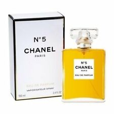 CHANEL No.5 Eau De Parfum Spray for Woman, EDP 3.4 Ounces, 100 ML BRAND NEW