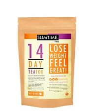 Slim Time Tea 14 Day Morning TeaTox (Skinny Tea Me Detox) Weight Loss Australian