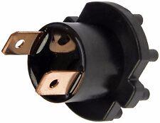 Muzzys 645-540 H7 Low Beam Headlight Socket Male 2001-2010 Mazda 3, 5, Protege