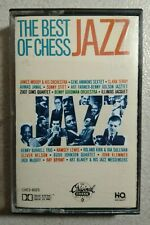 The Best Of Chess Jazz - Cassette - Includes Benny Goodman Orchestra & More