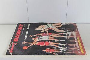 rivista GIGANTI DEL BASKET 1971 numero 13 CON INSERTO