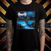Amorphis Tales From The Thousand Lakes Men's Black T-Shirt Size S to 3XL