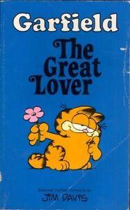 Garfield - The Great Lover (Garfield Pocket Books),Jim Davis