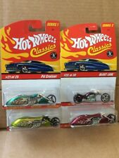 HOT WHEELS DIECAST Hot Wheels Classics Pit Cruiser - Set Of 3 21/25 +Blast Lane