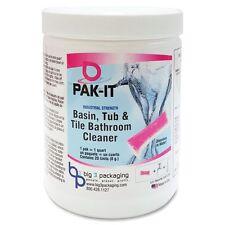 Pak-It Basin Tub/Tile Bathroom Cleaner Paks - BIG57222012