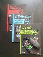 More details for hak5 hackers tools combo / turtle, bunny, duck /