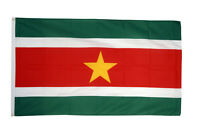 SURINAME FLAG LARGE 5 x 3 FT - National Country