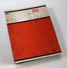 Vintage 70s 80s Case Parts Catalogs 2090 8 1120 2294 8 1950 4890 S42ag