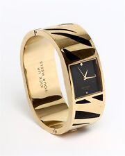 Kate Spade Women's Gold Black Delacorte Bangle Watch 0402