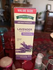 Nature's Truth Essential Oil, Lavender, 2 Ounce