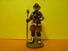 Pompier Soldat du feu Del Prado tenue de feu Montréal Canada 2003