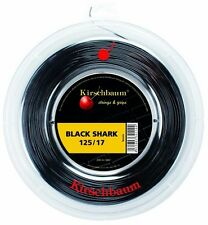 Tennis String Kirschbaum Black Shark 200M - 2 Gauges