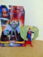 General Zod Superman POWER ATTACK DELUXE  Action Figure super Hero