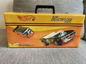 Hot Wheels Collectors.com 16 Car Collector's Case EMPTY
