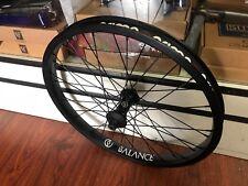 PRIMO BMX N4FL V2 BALANCE LT COMPLETE FRONT WHEEL BLACK 36 HOLE N4 PROFILE